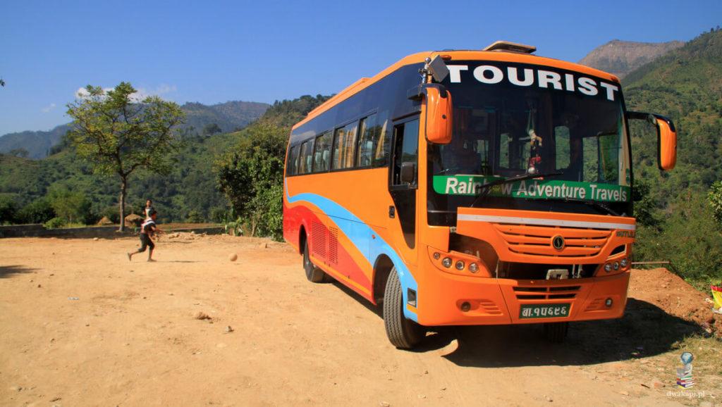 autobus nepal