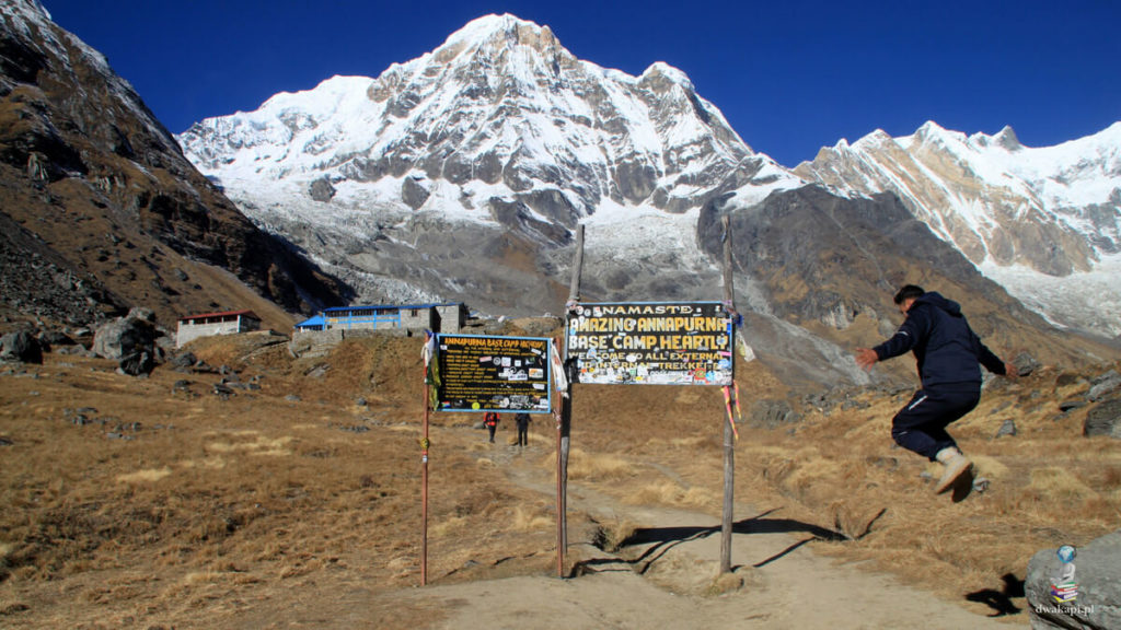 annapurna base camp himalaya