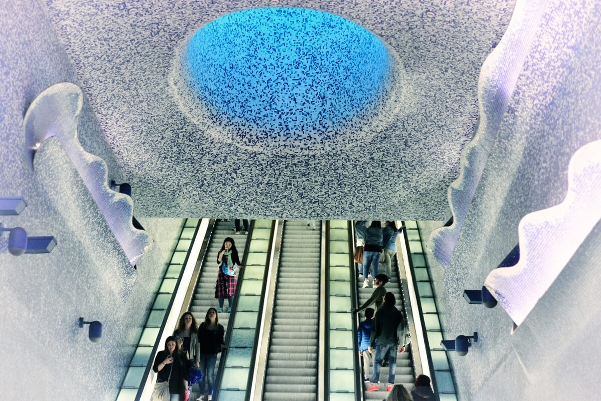 neapol metro