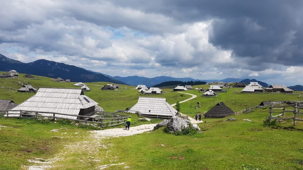 velika planina osada