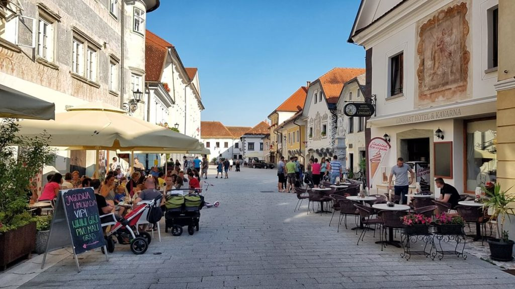 radovljica stare miasto