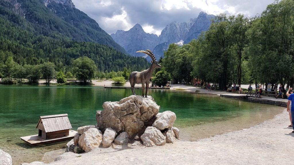 jezioro jasna w krajnskiej gorze