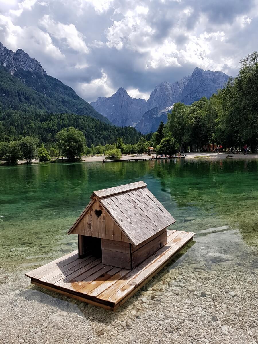 jezioro jasna widok
