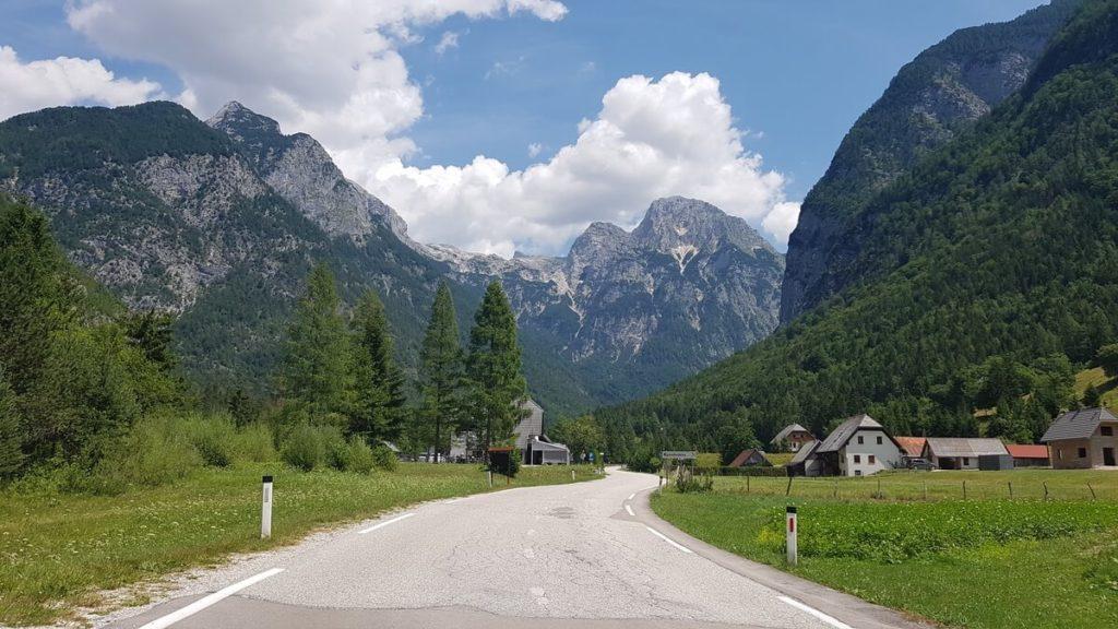 dolina soczy trasa