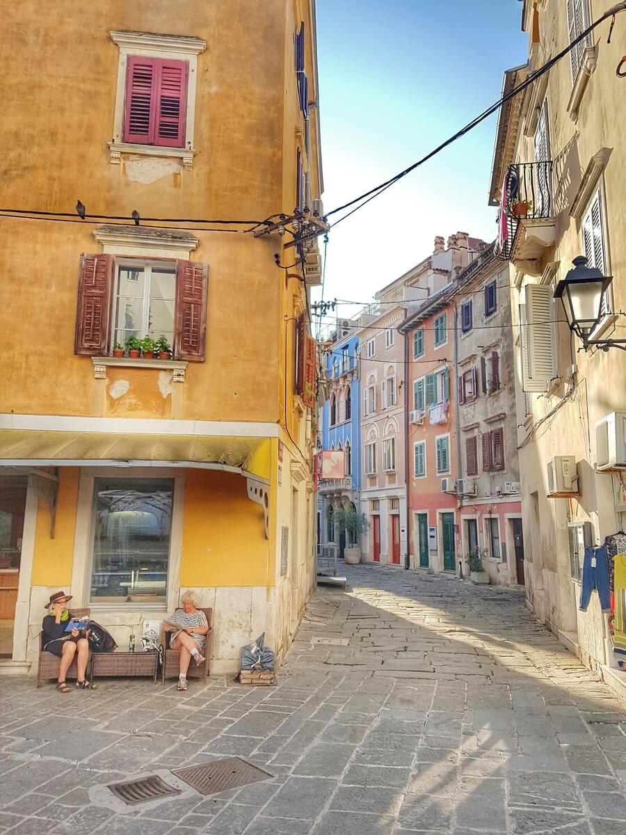 piran stare miasto