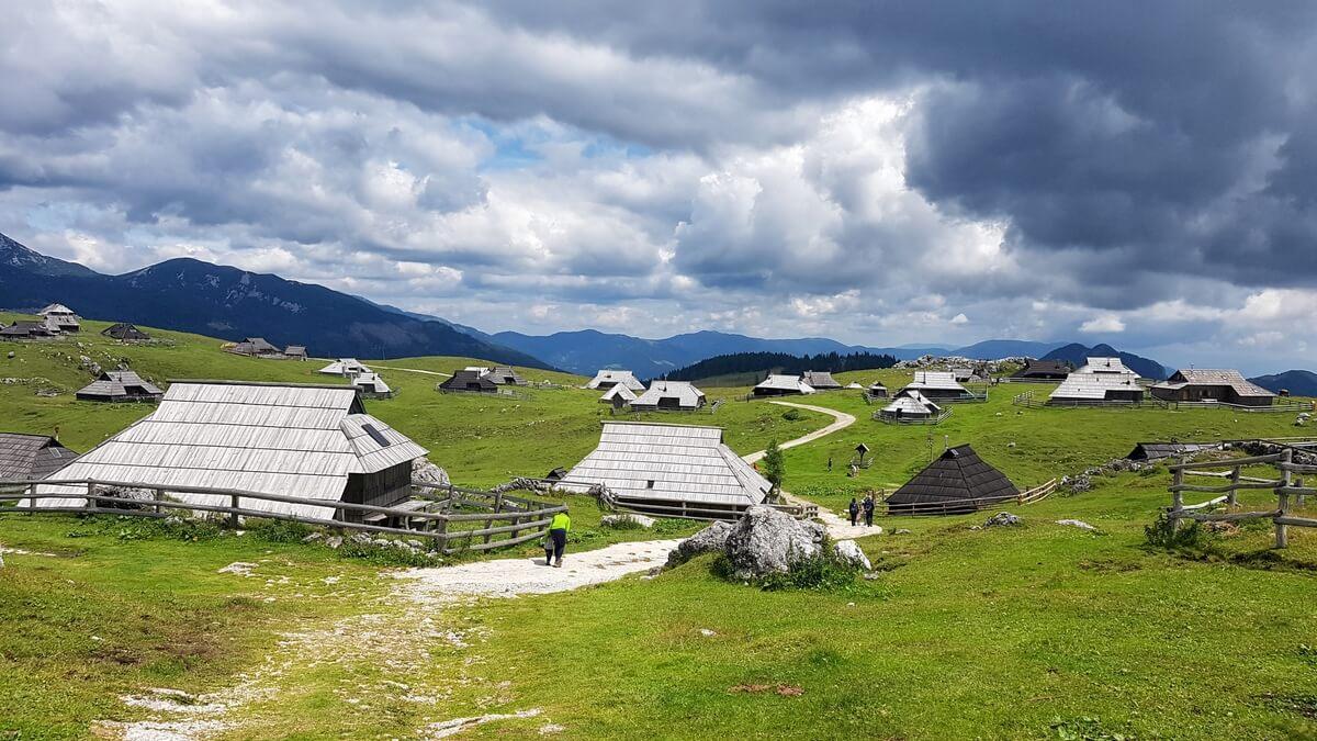 velika planina słowenia
