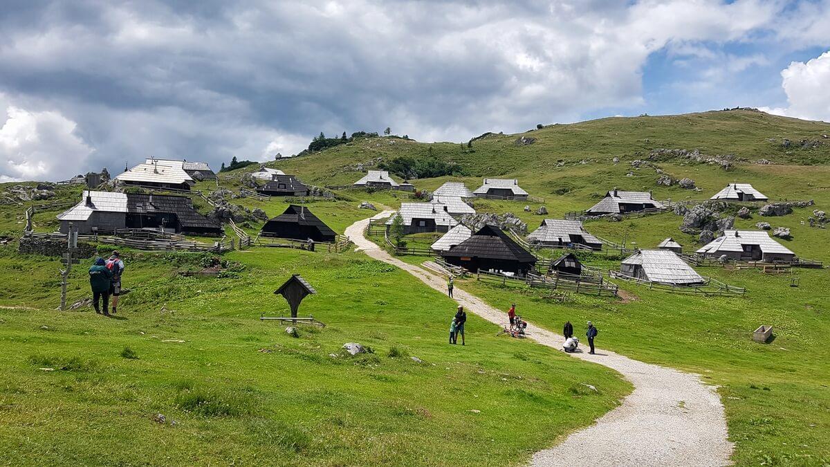 osada pasterska słowenia