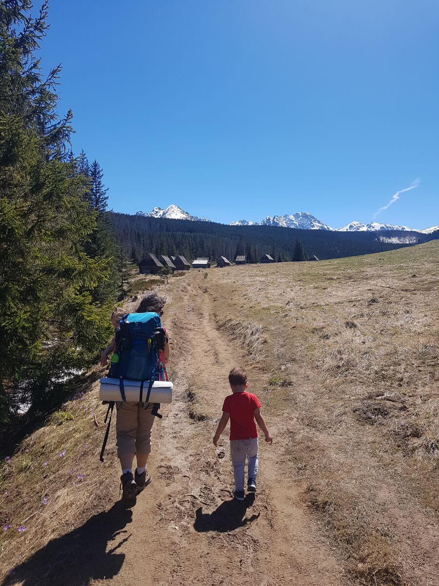 jakie szlaki w tatrach z dzieckiem