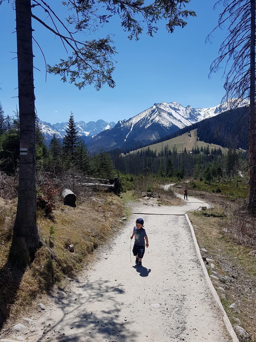 szlaki w tatrach dla dzieci